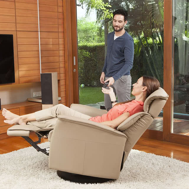 IMG Electric Recliner